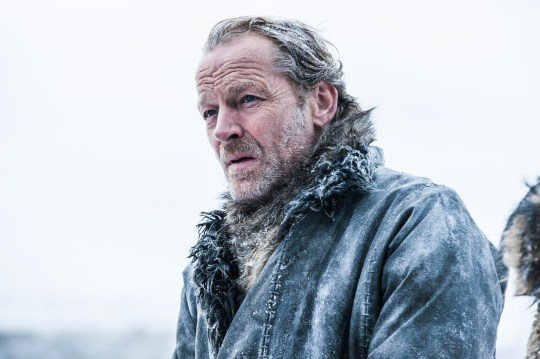 Iain Glen in Game of Thrones