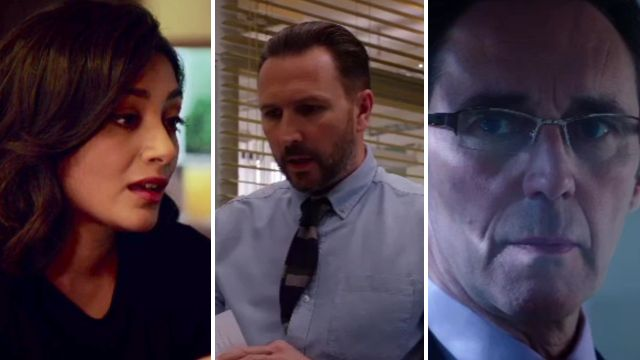 Holby City review with spoilers: Hanssen does some detective work
