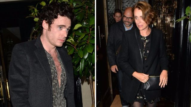 The Bodyguard's Richard Madden and Keeley Hawes chilling IRL will give you hope after heartbreaking plot twist