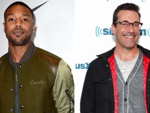 Michael B Jordan potential Superman replacement as Jon Hamm throws hat into the ring for Batman