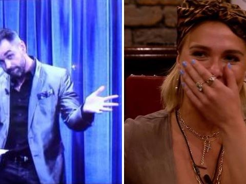 Ben Jardine returns to Celebrity Big Brother to ask Gabby Allen out even though he's not single