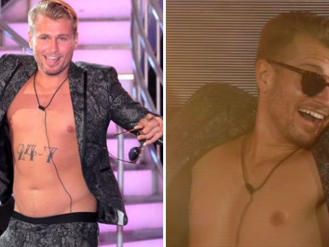 Big Brother's Lewis Gregory becomes latest housemate to be evicted