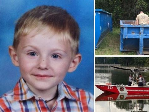 Autistic boy, 6, who ran out of dad's sight at park then vanished may have been abducted