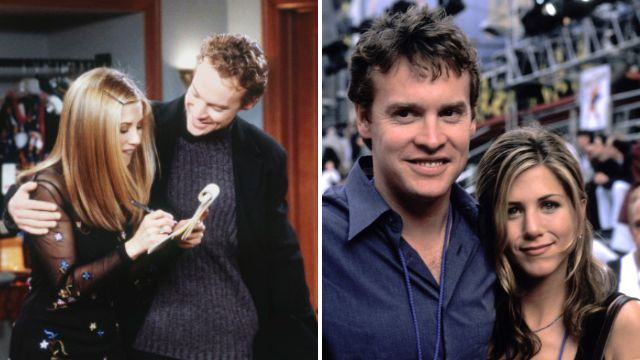 Jennifer Aniston's ex Tate Donovan – aka Joshua – was 'dying inside' while filming Friends love scenes