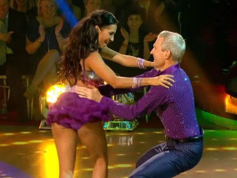 Jeremy Vine was pranked into getting a fully naked tan for Strictly Come Dancing by Aljaz Skorjanec
