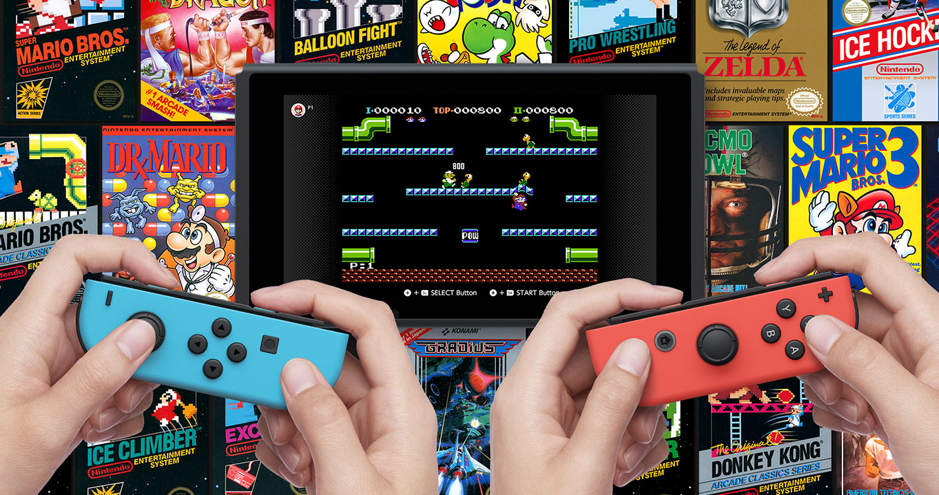 Nintendo Switch Online - good for NES games, but it's a mixed bag for everything else
