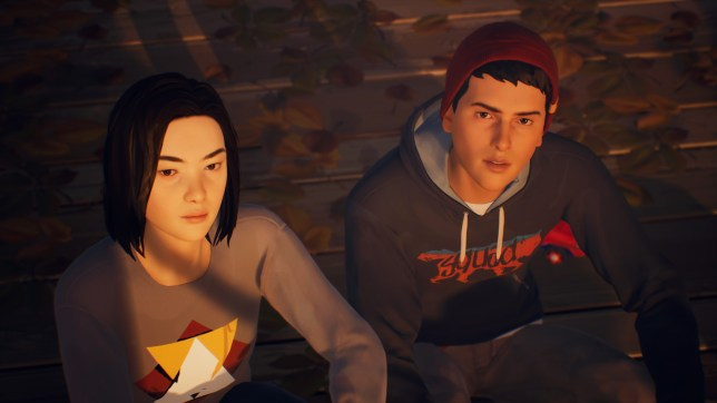 Life Is Strange 2 - Episode 1 (PS4) - life is about to get very difficult for Sean
