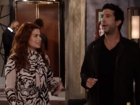 David Schwimmer becomes the 'anti-Ross from Friends' as he joins Will and Grace as a new love interest