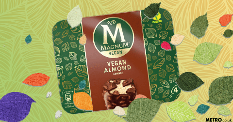 Vegan Magnums are now in the UK