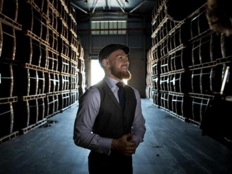 UFC star Conor McGregor launches whiskey brand 'Proper No. Twelve'