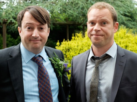 David Mitchell teases Peep Show revival – but you've got a really long wait for it
