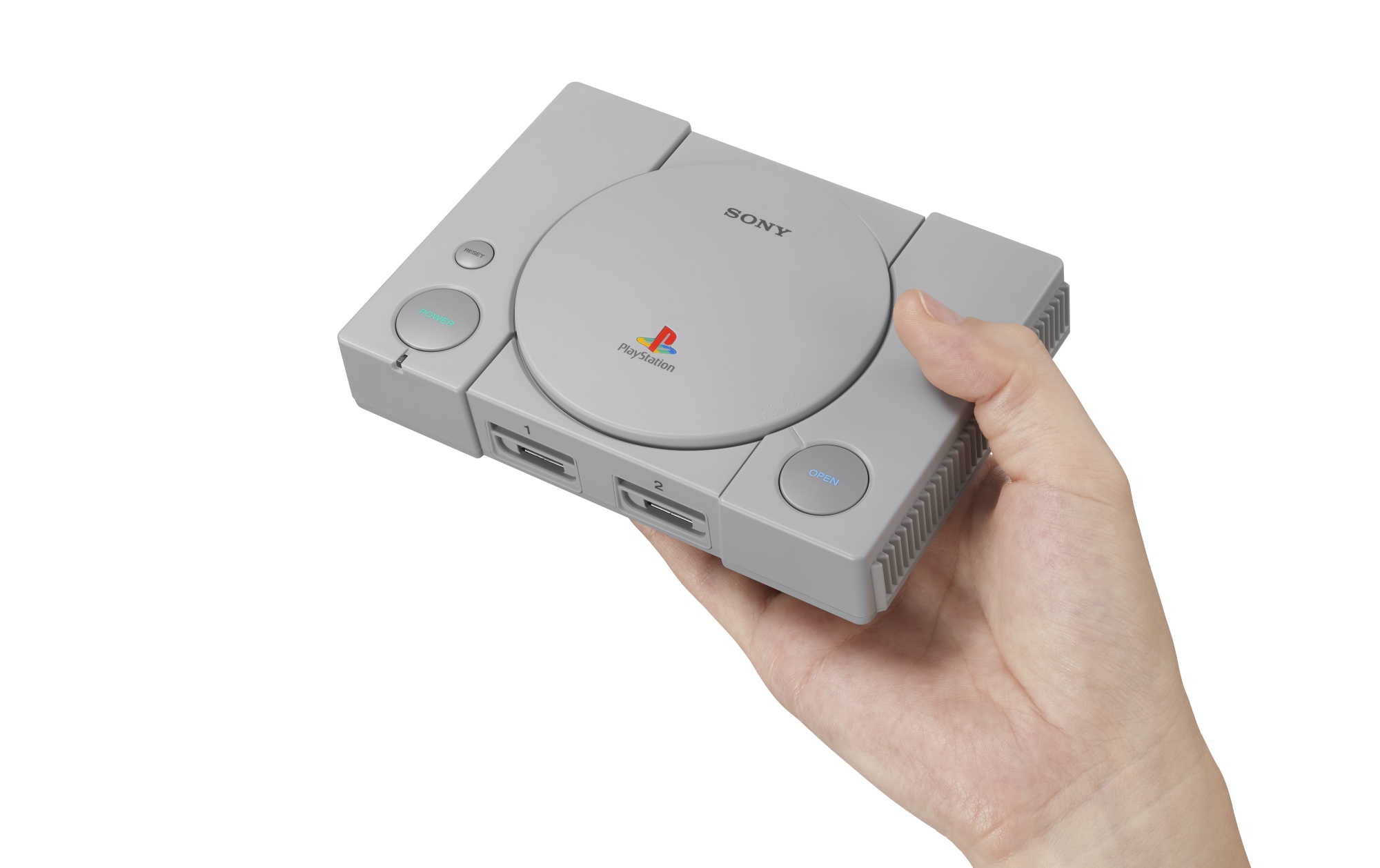 PS1 in the palm of your hand