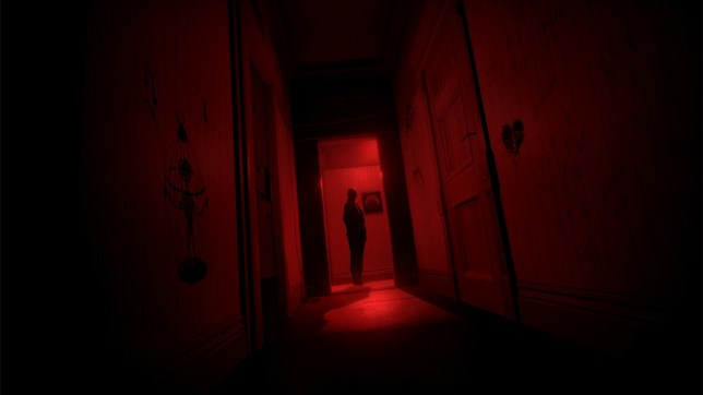 Transference (PS4) - kinda scary, mostly boring