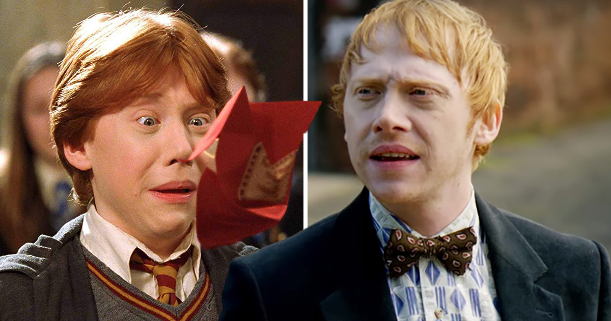 Rupert Grint says finishing Harry Potter was like 'stepping out of an institution'