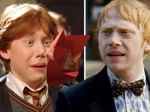 Rupert Grint recalls 'hardcore' Harry Potter fans as franchise lives on