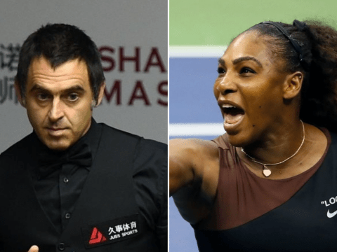 Ronnie O'Sullivan calls for female umpires to stick to women's sports after Serena Williams row