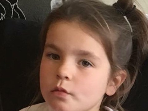 Six-year-old girl who went missing overnight has been found safe and well