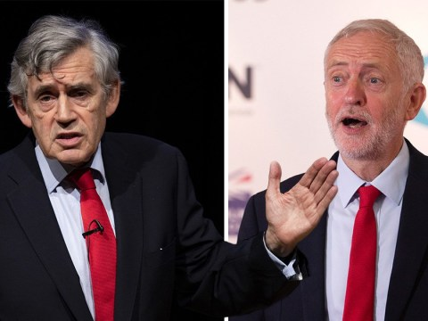 Former PM Gordon Brown says anti-Semitism is a 'stain' on Labour