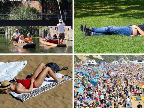Britain set for 'BBQ autumn' with hotter-than-normal temperatures until December