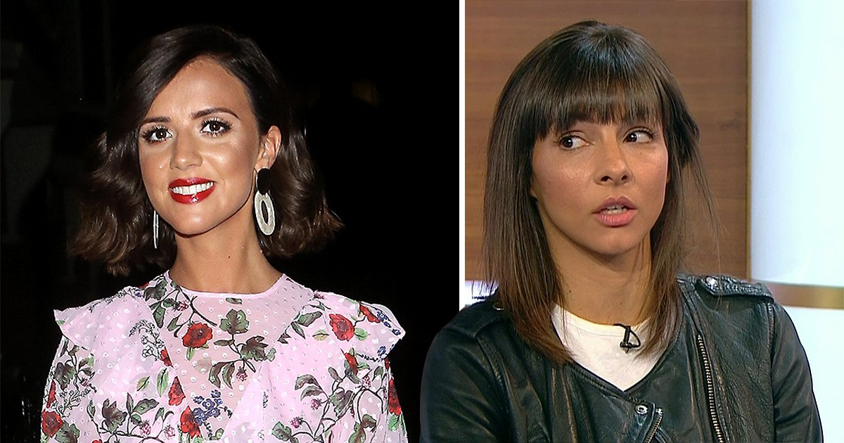 Lucy Mecklenburgh watches Roxanne Pallett's interview and calls for her to apologise to Ryan Thomas