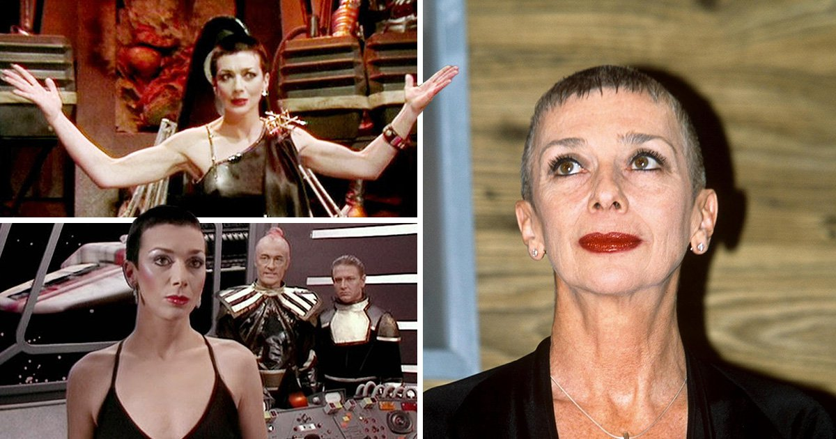 Blake's 7 and Doctor Who star Jacqueline Pearce dies aged 74 after short battle with lung cancer