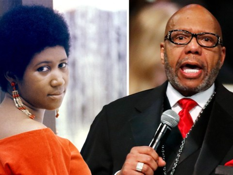 Pastor at Aretha Franklin's funeral regrets 'distasteful' eulogy after family express outrage