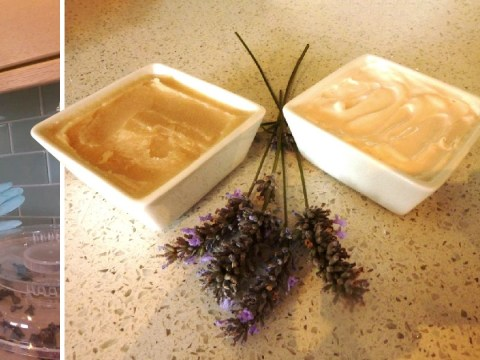 Mum-of-two opens up her own business selling placenta smoothies and face creams