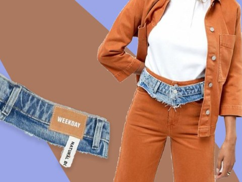 ASOS confuses people with its latest denim waistband release