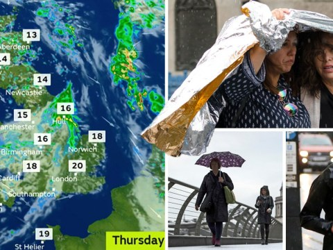 UK's Indian summer looks like it won't happen after all