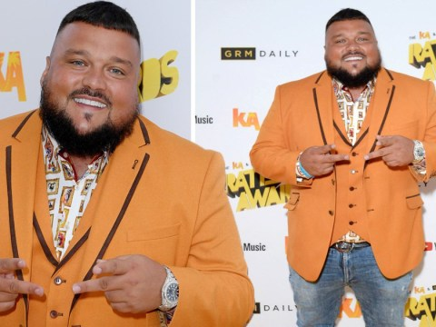 Charlie Sloth takes credit for every artist's success in 'humble' speech at GRM Rated Awards