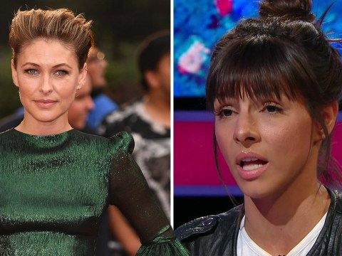 CBB's Emma Willis is absolute fire on GQ Awards red carpet days after explosive Roxanne Pallett interview