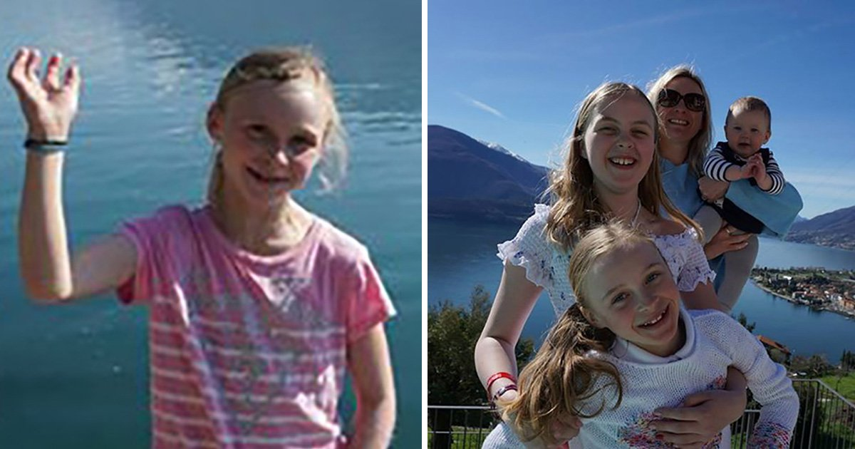Girl, 9, saves four lives by donating organs after sudden death