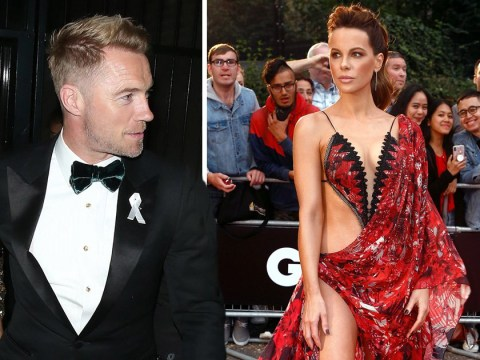 Ronan Keating rants about queue-jumping red carpet diva – is he talking about Kate Beckinsale?