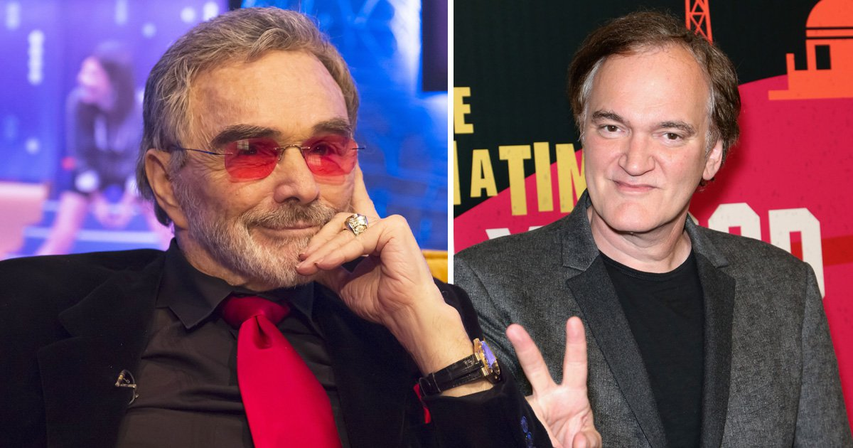 Burt Reynolds cast in Tarantino's Once Upon A Time In Hollywood months before his death