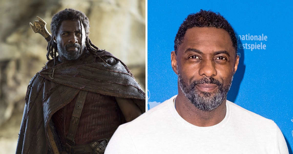 Idris Elba doesn't know what MCU is even though he has been in five Marvel movies