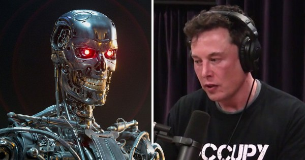 Elon Musk looked very depressed about AI after smoking weed with Joe Rogan