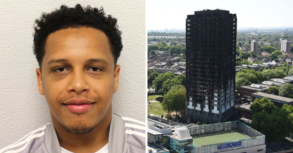 Drug dealer pocketed £87,000 from Grenfell victims' fund while living in hotel