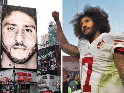 Nike's controversial decision to use NFL quarterback Colin Kaepernick paid off