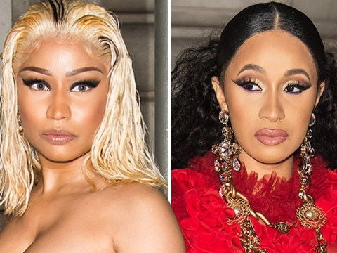 Cardi B defends Nicki Minaj confrontation after NYFW 'fight': 'I'm not going to catch her in a shop'