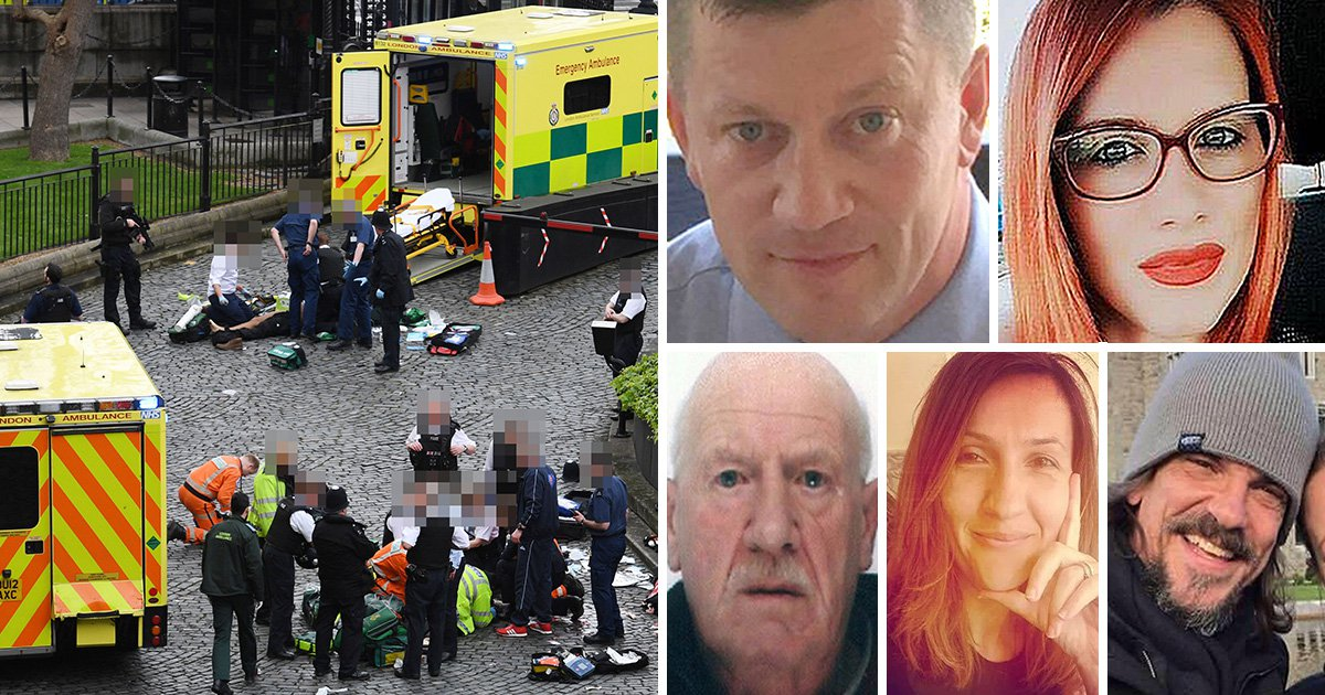Minute's silence held as inquest opens into Westminster terror attack deaths