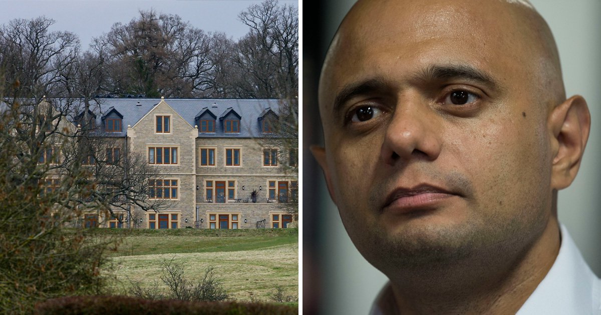 Sajid Javid's brother drowned in five-star luxury hotel three miles from home