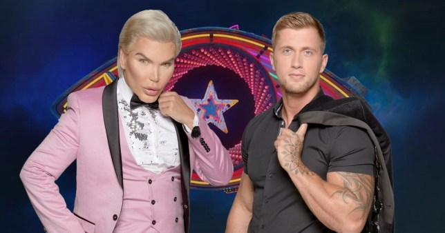 Dan Osborne alleges 'inappropriate incident' was cause of Rodrigo Alves' Celebrity Big Brother exit