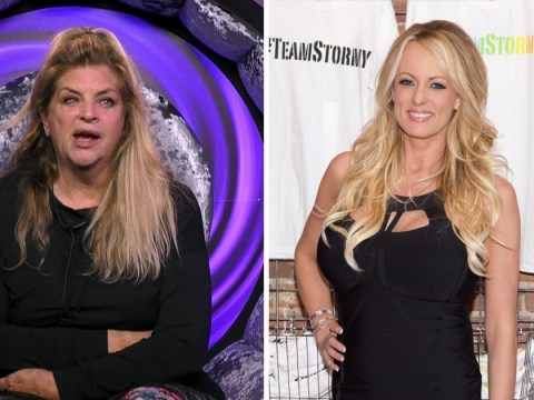 Celebrity Big Brother's Kirstie Alley says she would have been nice to Stormy Daniels in the house