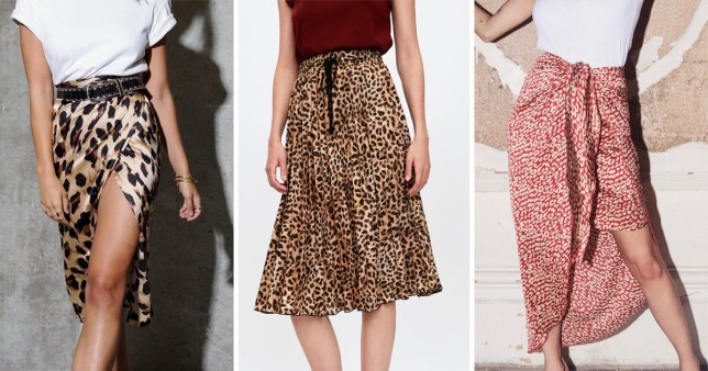 d86517643261 Nine of the best leopard print skirts to buy right now | Metro News