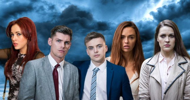 Hollyoaks exclusive