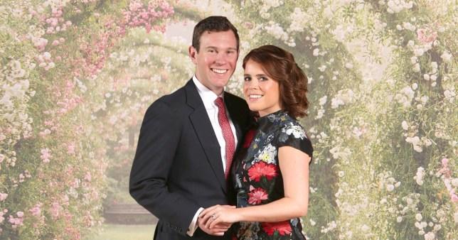 Princess Eugenie Wedding Televised.Bbc Turn Down Princess Eugenie S Wedding Over Fears Of Ratings Flop