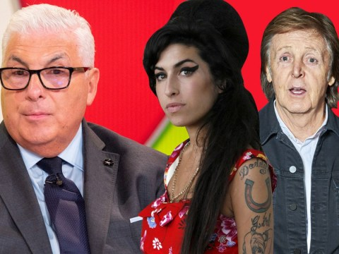 Amy Winehouse's father hits back at Paul McCartney suggesting he wished he had saved the singer from death