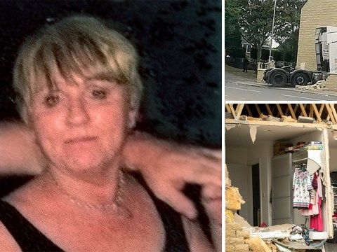 Shocking images show damage caused by lorry crash that killed woman in Barnsley