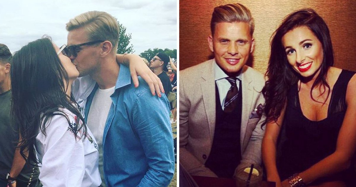 Jeff Brazier marries girlfriend Kate Dwyer with his two sons as best men