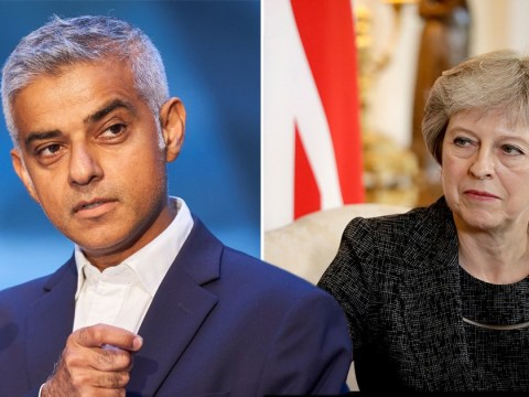 Sadiq Khan calls for second Brexit vote slamming government's 'failure' in negotiations